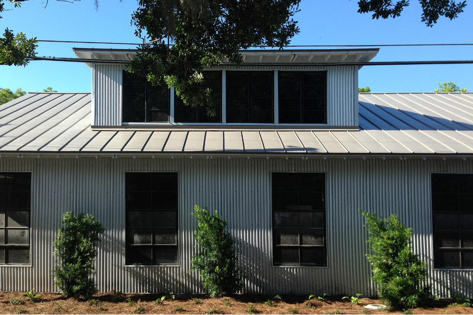 Renovated Siding and Windows